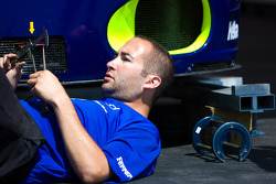 Tafel Racing mechanic