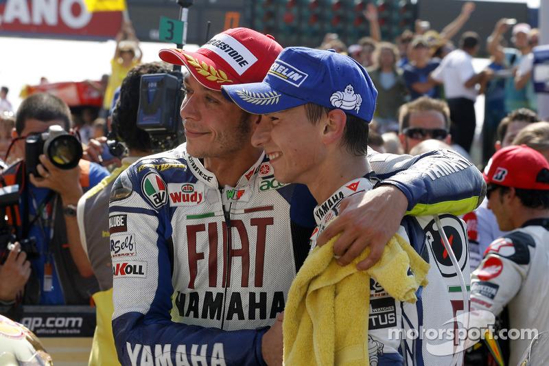 GP de San Marino 2008 - Victoria de Rossi por delante de Lorenzo