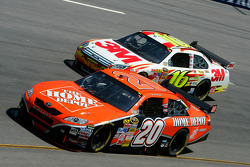 Tony Stewart and Greg Biffle