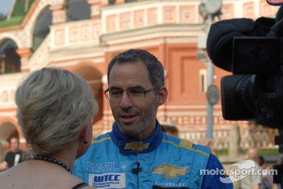 Presentación de la WTCC en Moscú