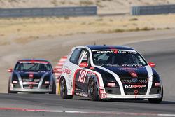 #181 APR Motorsport Volkswagen GTI: Randy Pobst, Mark White