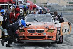 #53 Playboy Racing BMW M6: Mike Borkowski, Tommy Constantine