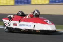 52-Janez Remse, David-James Biggs-BERTEC Racing Team