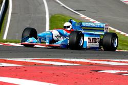 Peter Seldon (GB) Serverwaregroup, F1 Benetton B194 Ford HB 3.5 V8 (formerly driven by M. Schumacher)