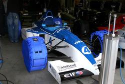Van Kalmthout Auto, F1 Tyrell 023 Yamaha 3.0 V10