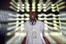 Red Bull Party, Sentosa Island: Maxi Jazz