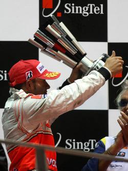 Podium: 3. Lewis Hamilton