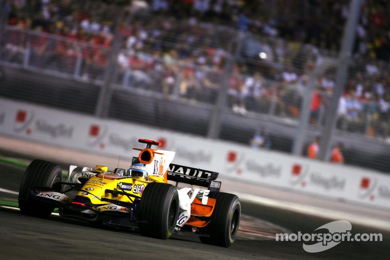 2008: Fernando Alonso (Renault R28)