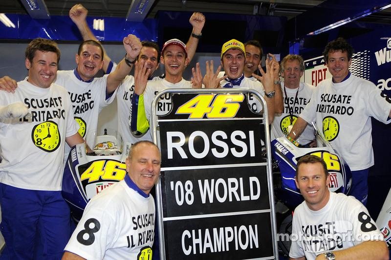 #8 2008 - Valentino Rossi (Yamaha)