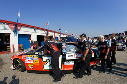 Motorcraft Ford at tech inspection