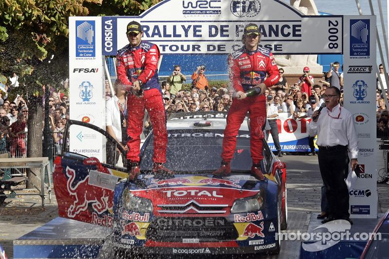 2008, Tour de Corse, Citroën C4 WRC