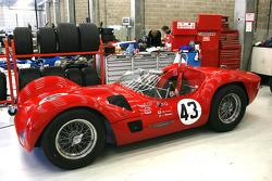 Maserati T61 Birdcage