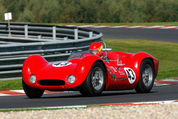 Alan Minshaw, Maserati T61 Birdcage, 1960