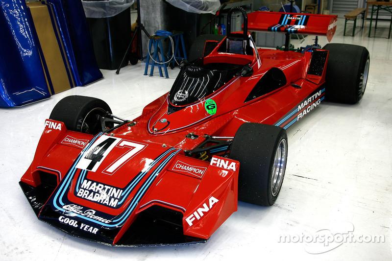 Brabham BT45