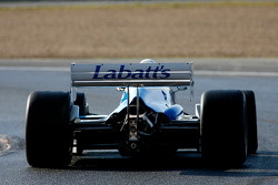 Alain De Blandre, Ryschka Motorsport, CART Lola Cosworth 2.8 V8 Turbo