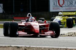 #25 Karl-Heinz Becker, WS Dallara Nissan, #31 Henk De Boer, Coloni FC188