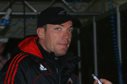 Former Jordan, Minardi and Red F1 driver Robert Doornbos