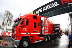 Toll Holden Racing Team transporter