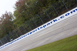 Kroger On Track For The Cure 250 takes place at Memphis Motorsports Park in Memphis