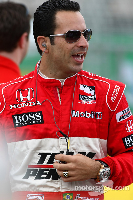 Helio Castroneves (Team Penske)