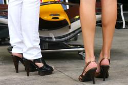 Red Bull Racing girls
