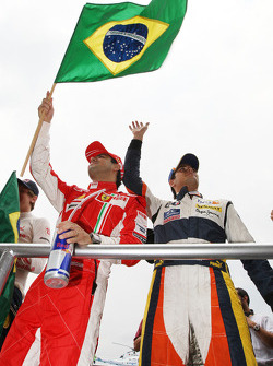 Felipe Massa, Scuderia Ferrari, Nelson A. Piquet, Renault F1 Team