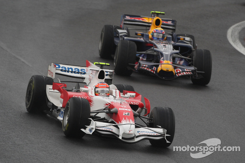 Timo Glock, na F1 entre 2004 e 2012