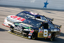 Mark Martin and David Ragan