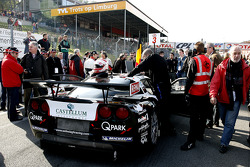 Selleslagh Racing Team Corvette Z06, Christophe Bouchut and Xavier Maassen