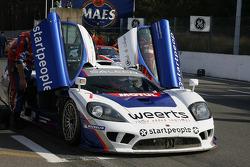 Larbre Competition Saleen S7, Vincent Vosse and Greg Franchi