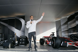 Champion du monde Lewis Hamilton