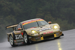 #26 Yunker Power Taisan Porsche: Nobuteru Taniguchi, Dominik Farnbacher