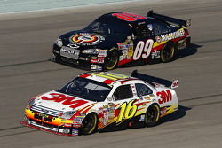 Greg Biffle and Sterling Marlin