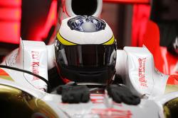 Pedro de la Rosa, Tests out the Force India F1 Team