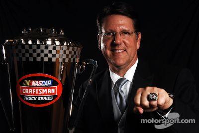 Cérémonie de remise des prix NASCAR Craftsman Truck Series à Hollywood, Floride