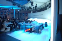 BMW Sauber F1 Team pilotu Robert Kubica BMW Sauber F1 Car