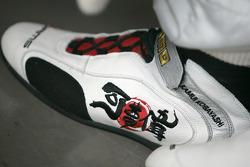 Kamui Kobayashi race boot