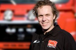 MAN Rally Team: Edwin Grootenhuis, Touareg