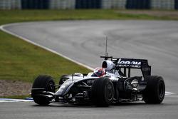 Kazuki Nakajima, Williams F1 Team, FW30, interim 2009 Car