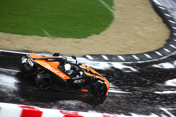 Yvan Muller in the KTM X-Bow