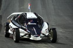 Semi final, race 5: Tom Kristensen