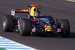 Brendon Hartley, piloto de pruebas, Red Bull Racing