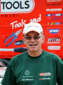 Team FleetBoard Mercedes-Benz: Thomas Wallenwein
