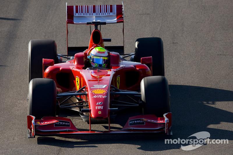 2009: Ferrari F60 (одна победа, 4-е место в КК)