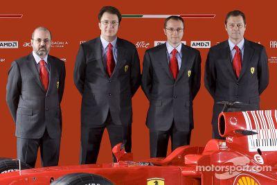 Ferrari F60 launch, Maranello, Italy