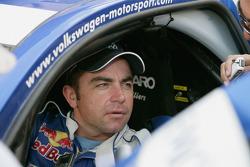Car category winner Giniel De Villiers