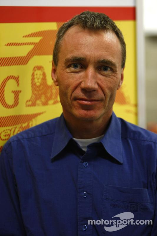Bob Bell, Renault F1