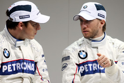 Press conference: Christian Klien and Nick Heidfeld