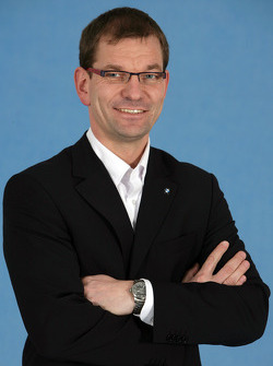 Markus Duesmann, Head of Powertrain BMW Sauber F1 Team
