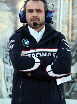Beat Zehnder, BMW Sauber F1 Team, Takım Menajeri